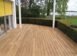 houten buitenvloer Amersfoort