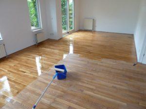 houten vloer polijsten Amersfoort